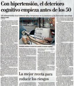 Entrevista a los Dres. Antonio Coca y Augusto Vicario