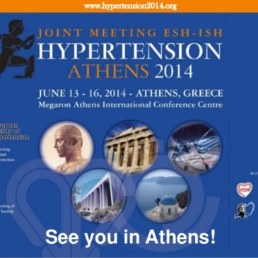 Joint Meeting ESH-ISH Hypertension