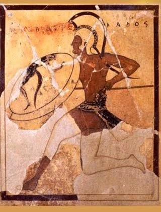 Filípides, maratón y… la salud