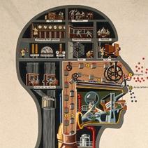 Fritz Khan y el factotum humano.
