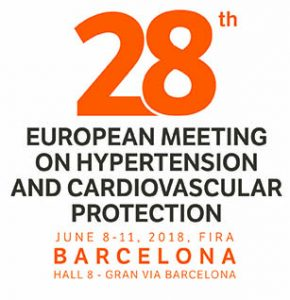 28th European Meeting on Hypertension and Cardiovascular Protection
