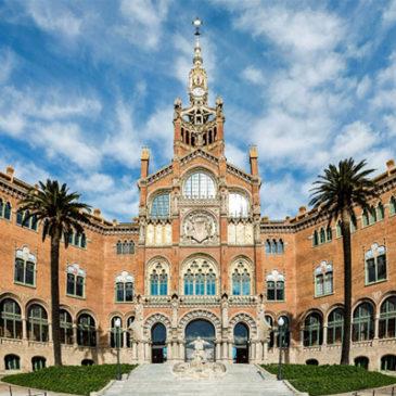 Hospital Santa Creu I Sant Pau