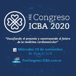 Pre-CONGRESO ICBA 2020