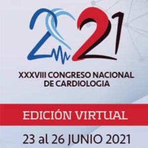XXXVIII Congreso Nacional de Cardiología. 23-26 junio 2021.